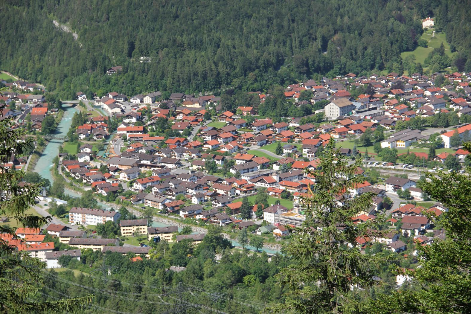 Hüttentour ins Karwendelgebirge zur Mittenwalder Hütte