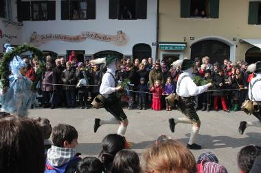 Fasching in Mittenwald